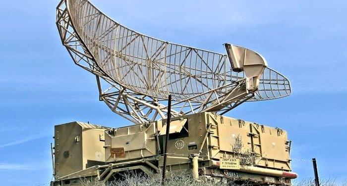 military style antenna