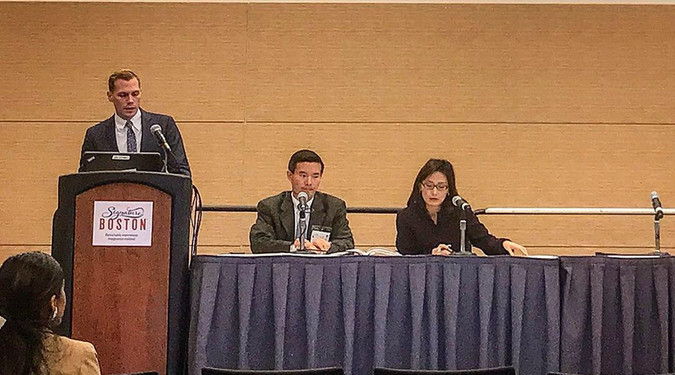 ACS Clinical Congress Podium 2018
