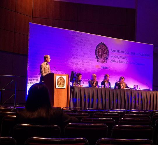 ACS Clinical Congress Podium 2017