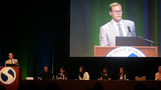 ASBrS Podium Presentation 2018