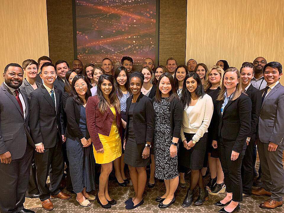 Organization of Resident Representatives at AAMC 2018 Meeting