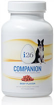 i26 Companion, dogs, pets, supplement, skin, coat, oral, digestive, health, chewables, treats