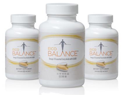 EICO Balance, Omega 3, CoQ10, heart health, cardiovascular, i26 for health