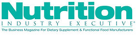 nutrition industry executive logo
