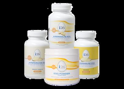 i26 for health, i26 powder, i26 capsules, i26 chewables, digestive, immune, supplement, indigestion