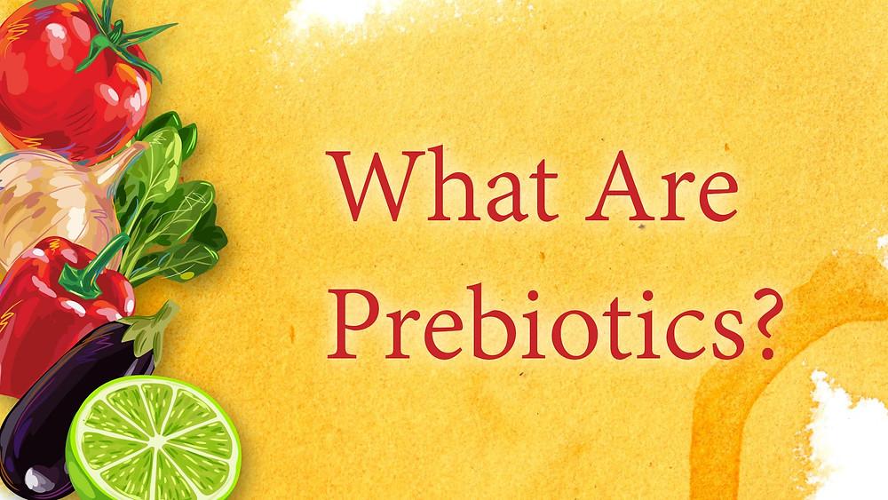 what are prebiotics