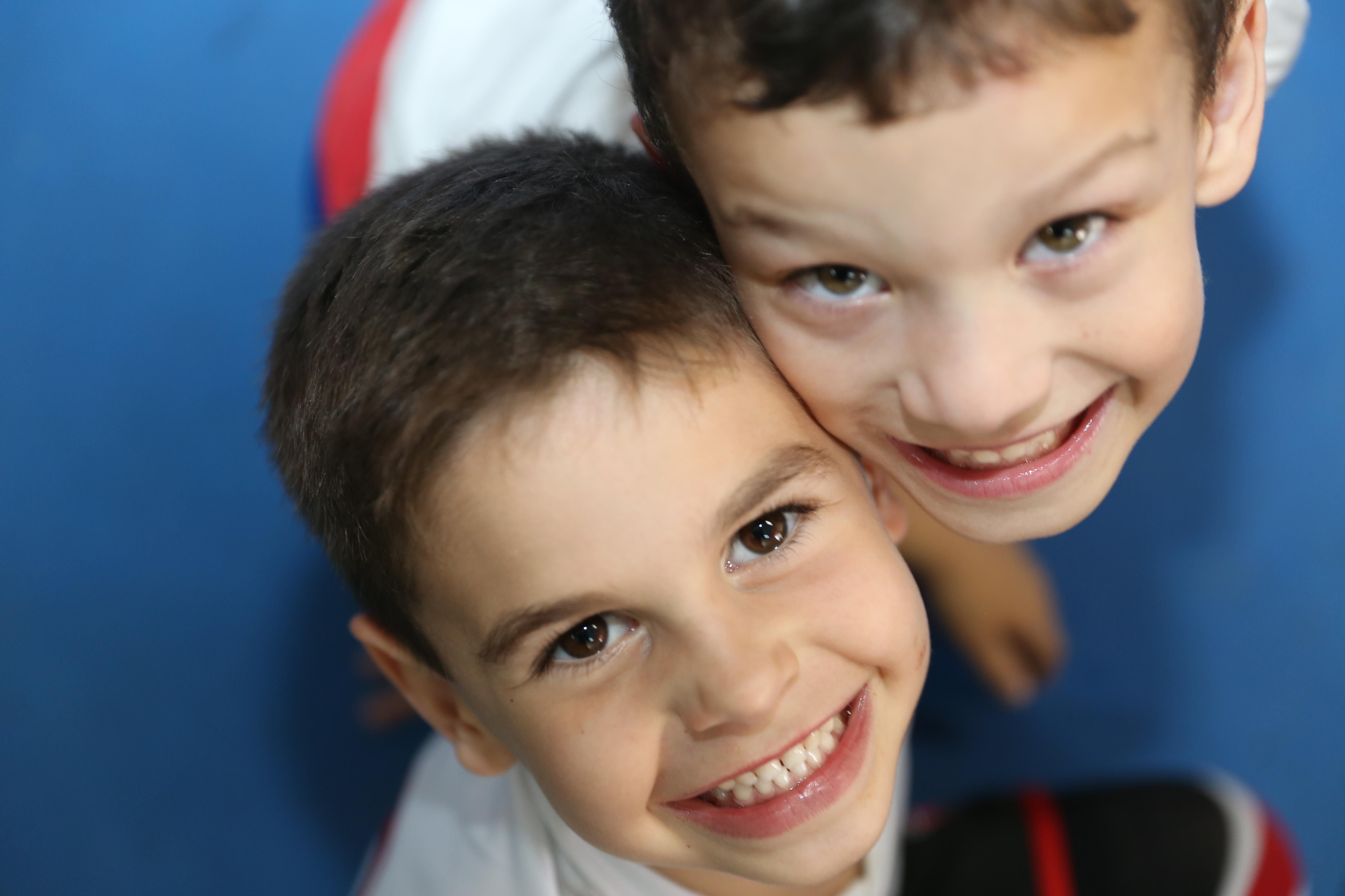 Foto Rotina Escolar Aula de Judô