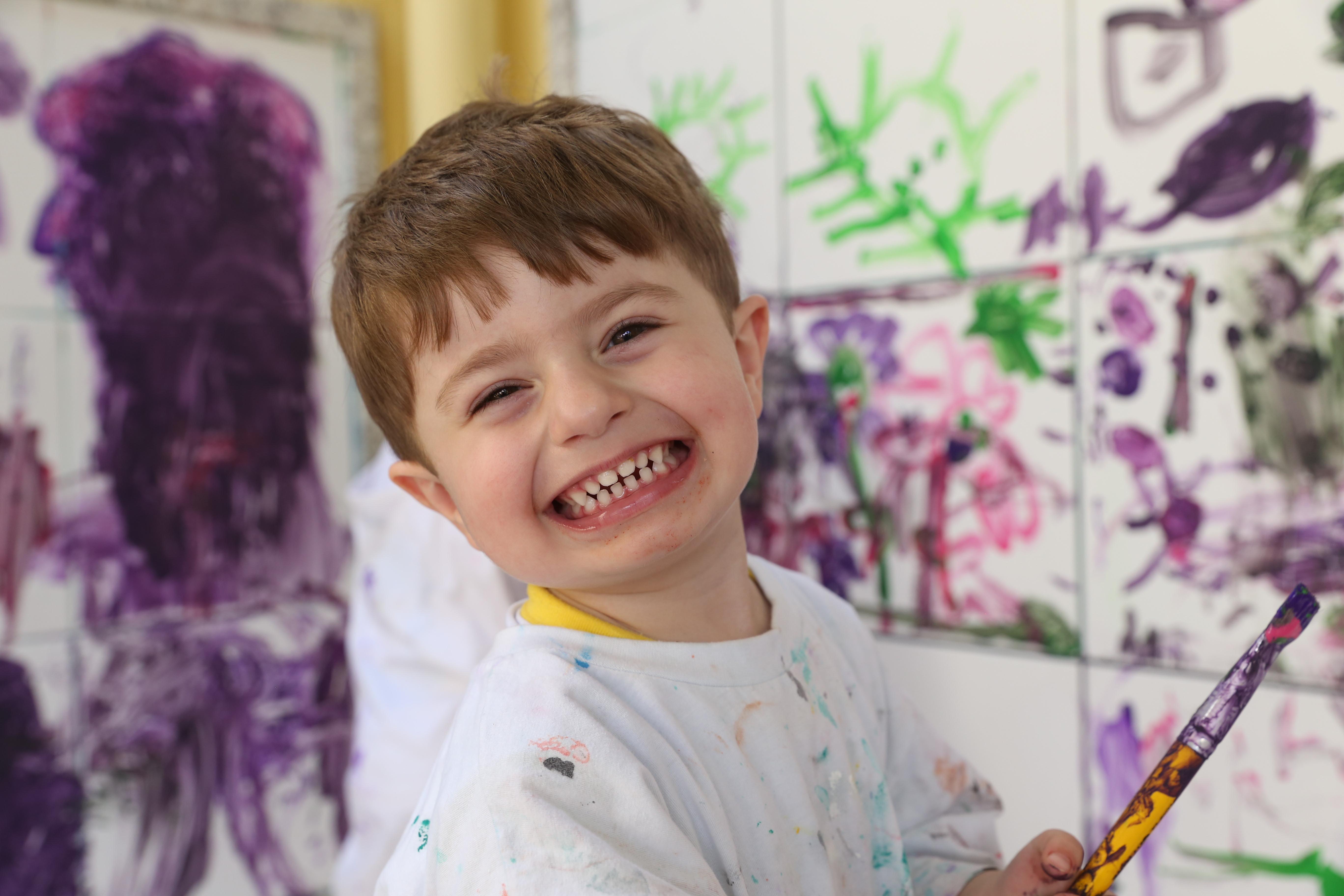 Arte e Pintura na Escola