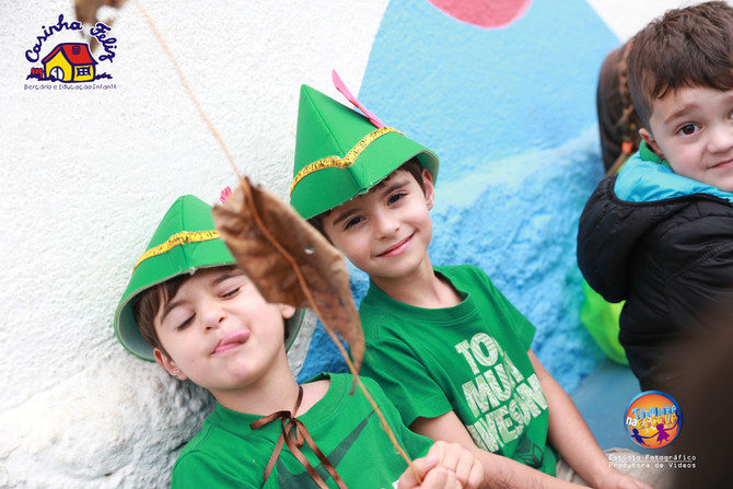 Semana das Crianças na Casinha Feliz!