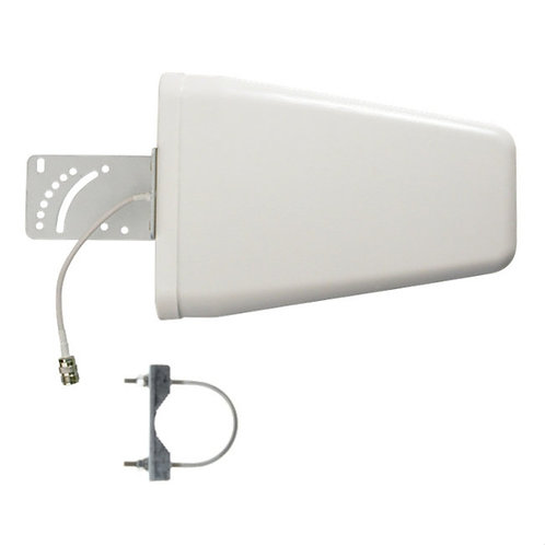 Yagi Directional Antenna, Wide Band, 50ohm 600-2700
