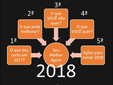 2018 vem aí.