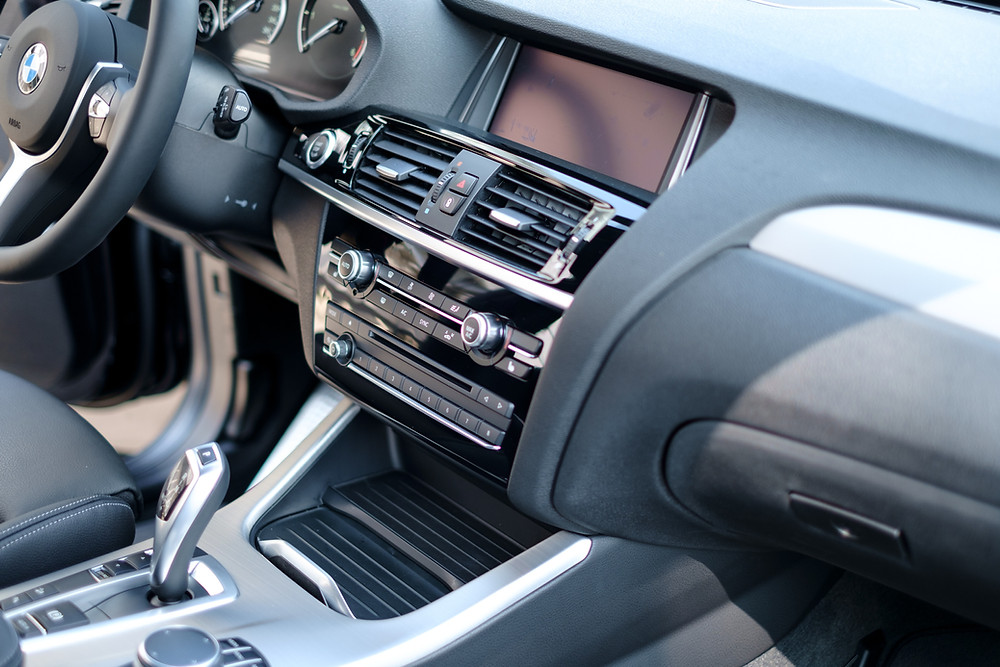 car valet interior
