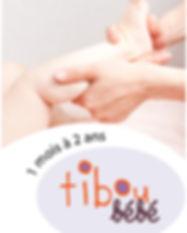tibou bébé-massage-bébé-elodie-vias