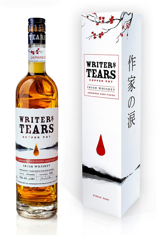 Writer's Tears Japanese Cask Finish 55%