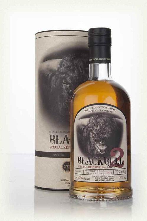 Duncan Taylor Black Bull Special reserve N°2  50%