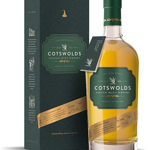 Cotswolds Peated Single Malt 60,2%
