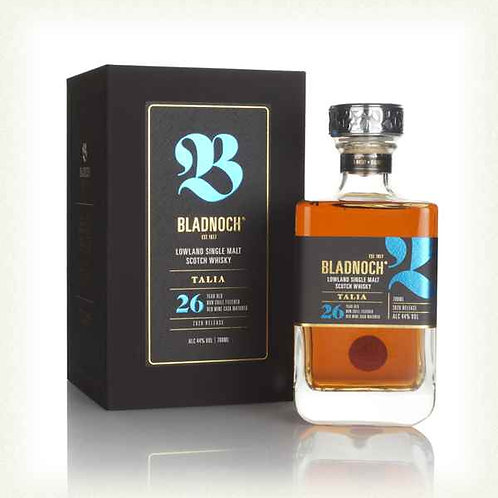 Bladnoch 26y Talia Red Wine Finish 44%