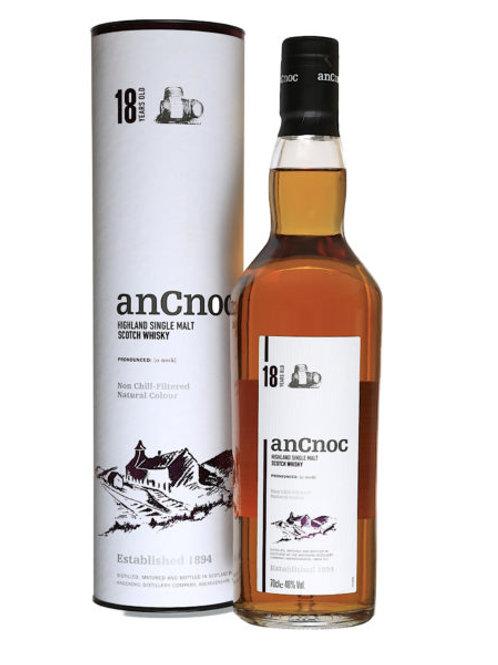 AnCnoc 18y