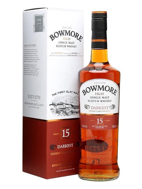 Bowmore 15y 43%
