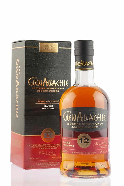 Glenallachie 12y Spanish Virgin Oak 48%