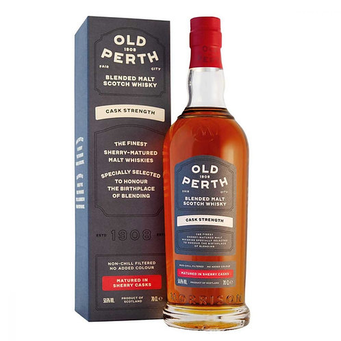 Old Perth Cask Strength 58,6%