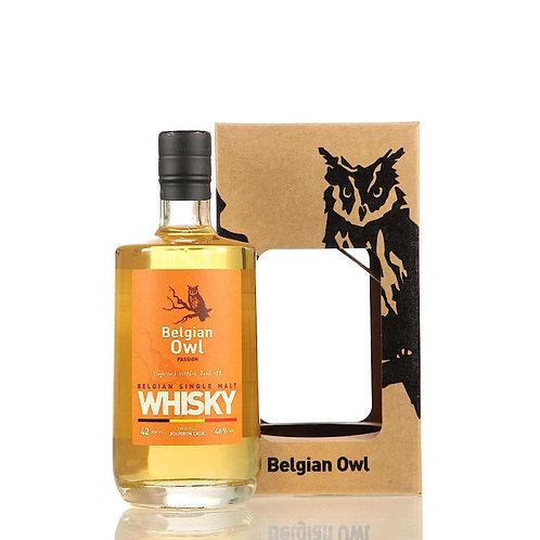 Belgian Owl Passion 3y 46% 50cl