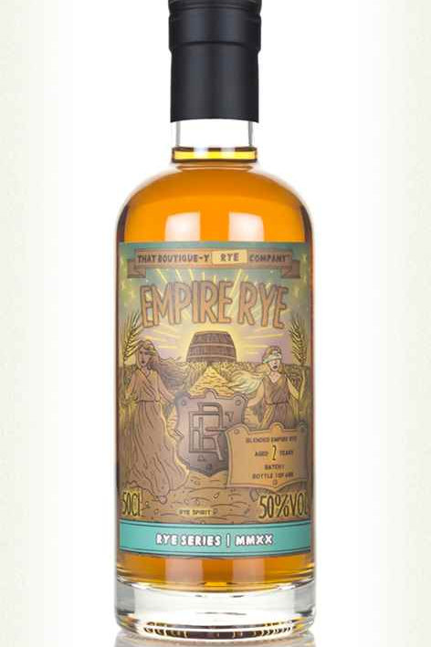 That Boutique-Y Empire Rye 2y Batch 1 50%   50cl