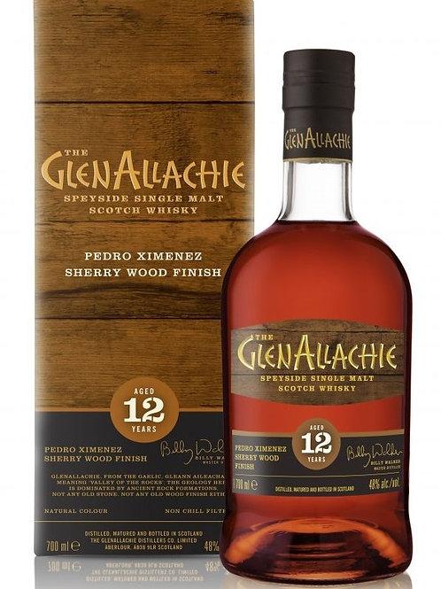 Glenallachie 12y PX Finish 48%