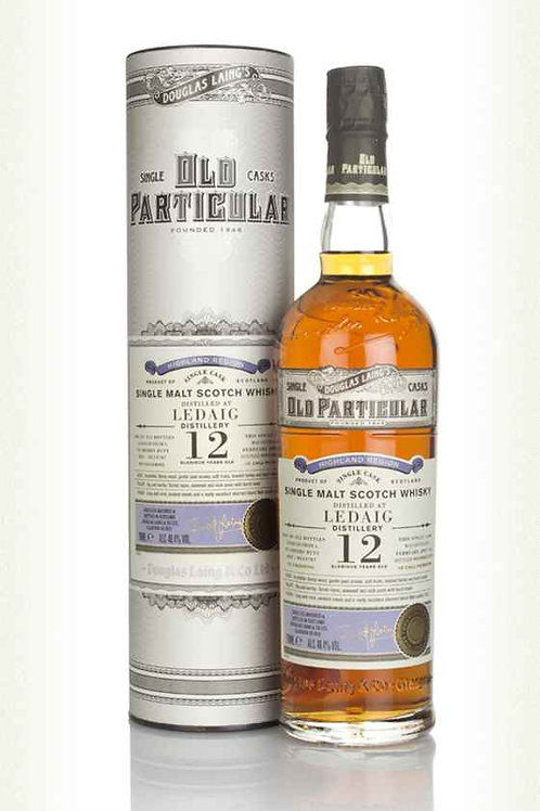 Douglas Laing' s Old Particular Ledaig 2007 12y Sherry Butt  48,4%