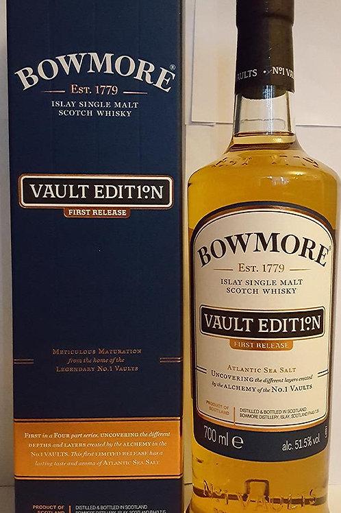 Bowmore Vaults 1st Release Ltd. Ed. 2016 51,5%