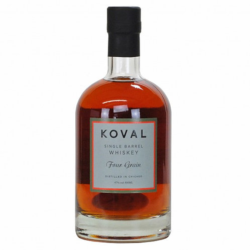Koval Four Grain Whiskey 47% 50cl