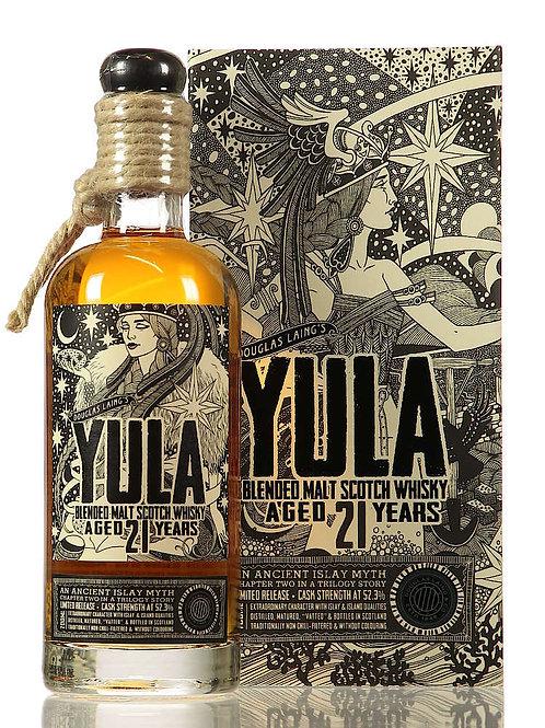 Douglas Laing' s Yula 21y 52,3%