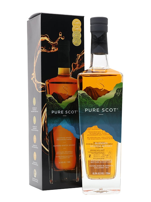 Pure Scot Blended Whisky 40%