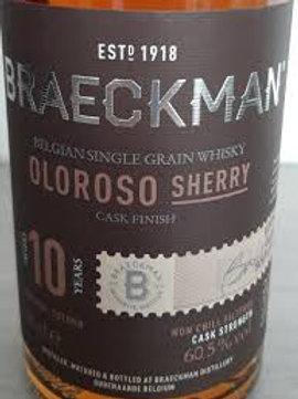 Braeckman Single grain 60,5%