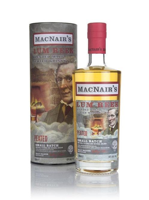 MacNair's Peated blended Malt 46%