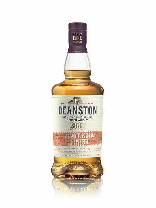 Deanston 2002 Pinot Noir 50%