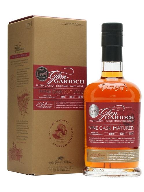 Glen Garioch Wine Cask Matured 1998 Ltd. Ed. 2014 48%