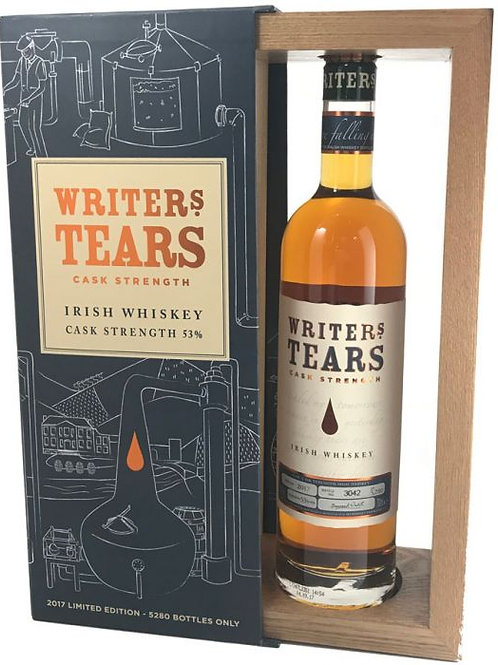 Writer's Tears Cask Strength 53%
