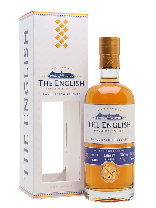 The English Smokey Virgin Oak 46%