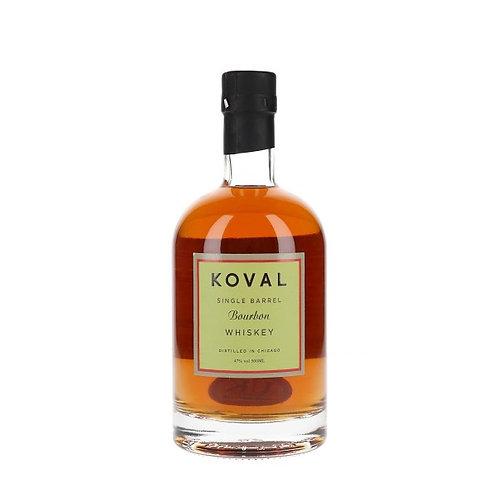 Koval Bourbon 47% 50cl