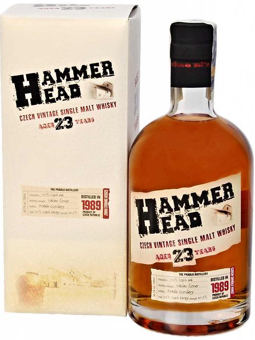Hammer Head 1989 23y 40,7%