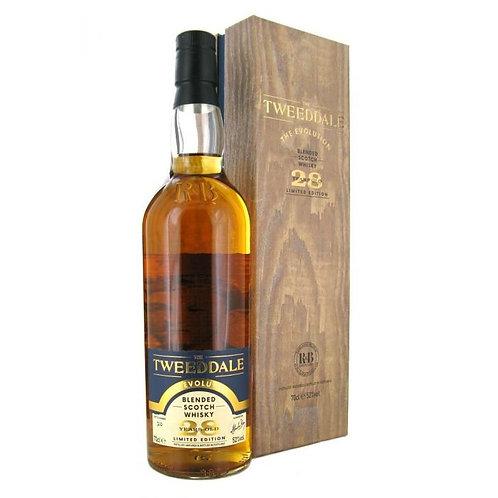 R&B distillers Tweeddale The Evolution 28y 52%