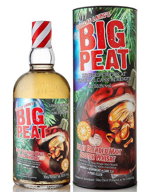 Big Peat Christmas 2020 53,1%