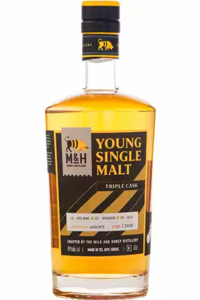 Milk & Honey Young Single Malt 46%