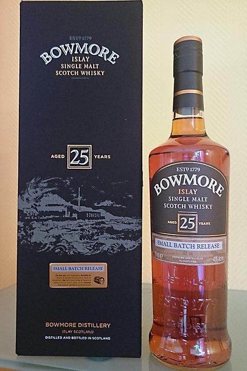Bowmore 25y 43%