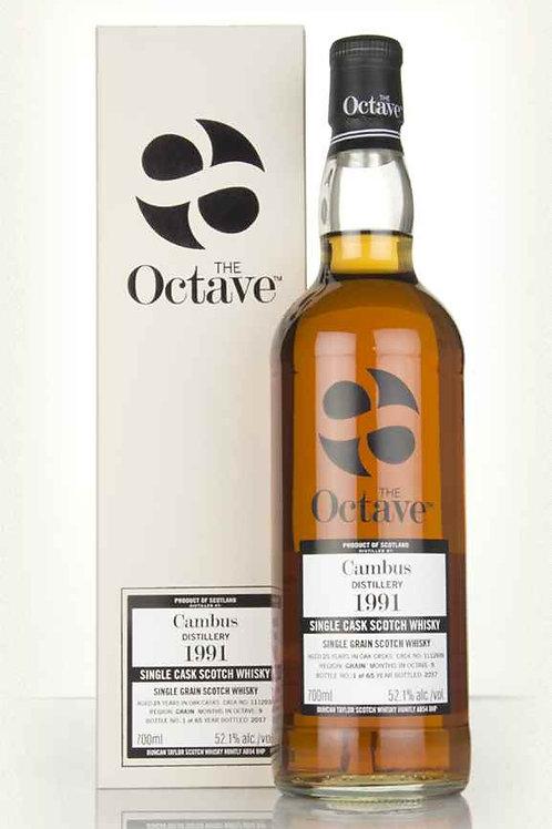 Duncan Taylor Octave Cambus 1991-25y-52,1%