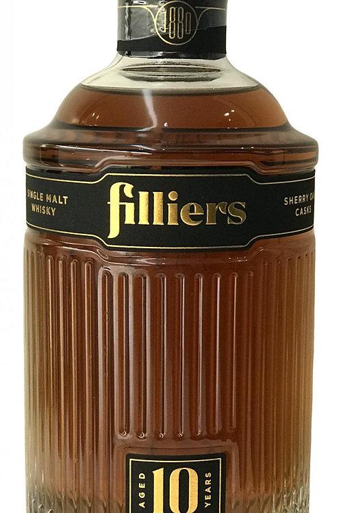 Filliers 10y  Sherry Oak 43%