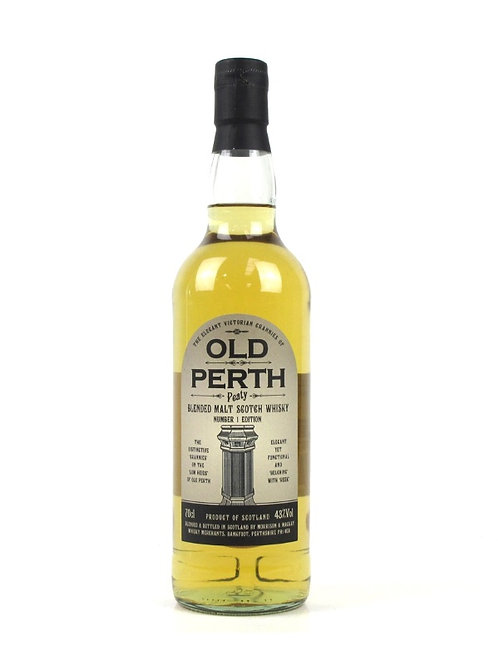 Old Perth peat 43%