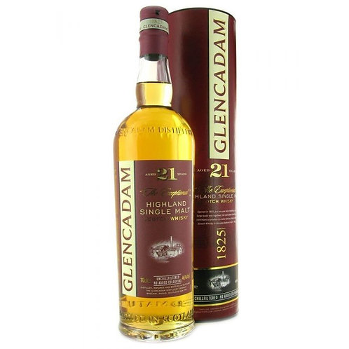 Glencadam 21y Bourbon Cask 46%