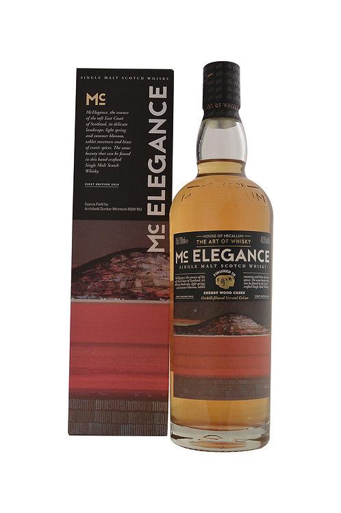 Mccallum Elegance Speyside Single malt 43,5%